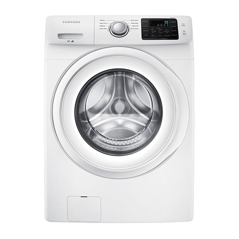 Samsung - 4.2 cu. ft. Front Load Washer - White