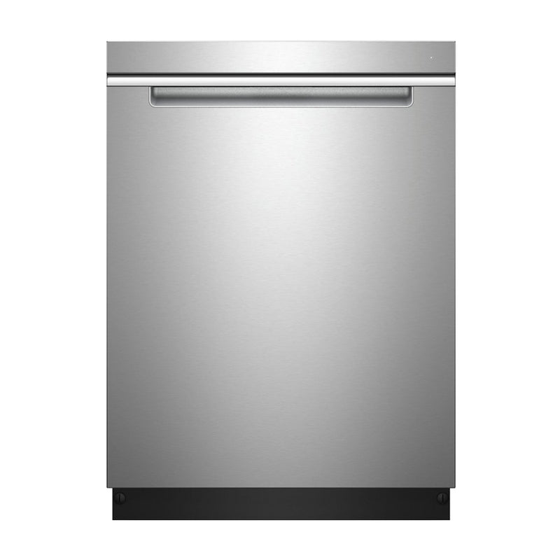 "Whirlpool - 24"" Built In Dishwasher - Stainless steel - Appliances Club"
