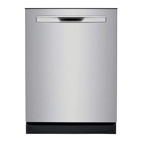 Frigidaire - Gallery 49 Decibel and Hard Food Disposer Built In Dishwasher - Fingerprint Resistant Stainless Steel - Appliances Club