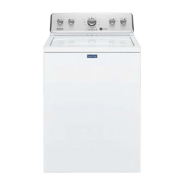 Maytag - 3.8 Cu. Ft. 12 Cycle Top Loading Washer - White - Appliances Club