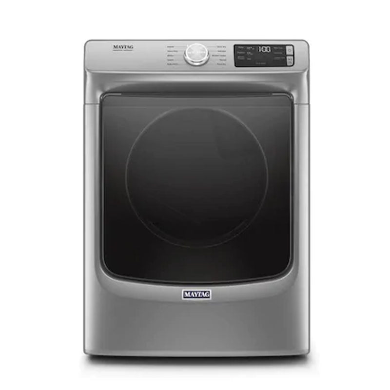 Maytag - 7.3 cu ft Stackable Electric Dryer ENERGY STAR - Metallic Slate - Appliances Club