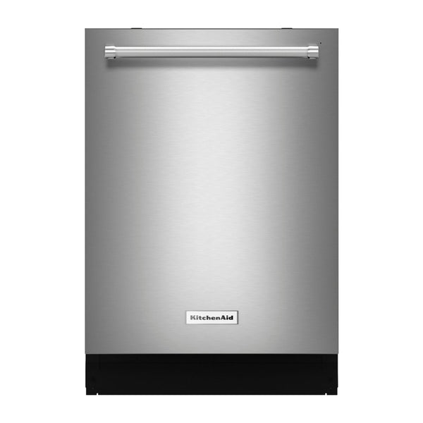 "KitchenAid - 24"" Built In Dishwasher - Stainless steel"