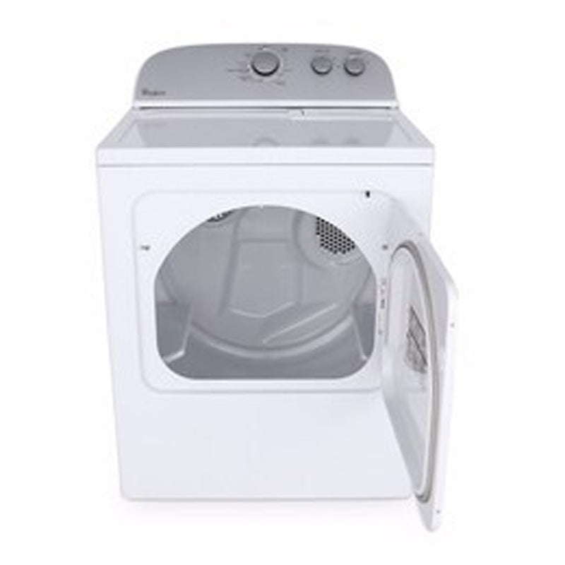 Whirlpool - 7.0 Cu. Ft. 14 Cycle Electric Dryer - White - Appliances Club