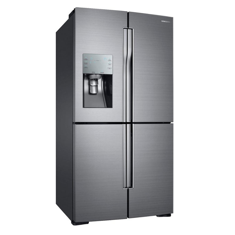 Samsung - 28.1 Cu. Ft. 4 Door Flex French Door Refrigerator - Fingerprint Resistant Stainless Steel - Appliances Club