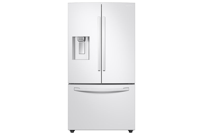Samsung - 28 Cu. Ft. French Door Refrigerator with CoolSelect Pantry™ - White
