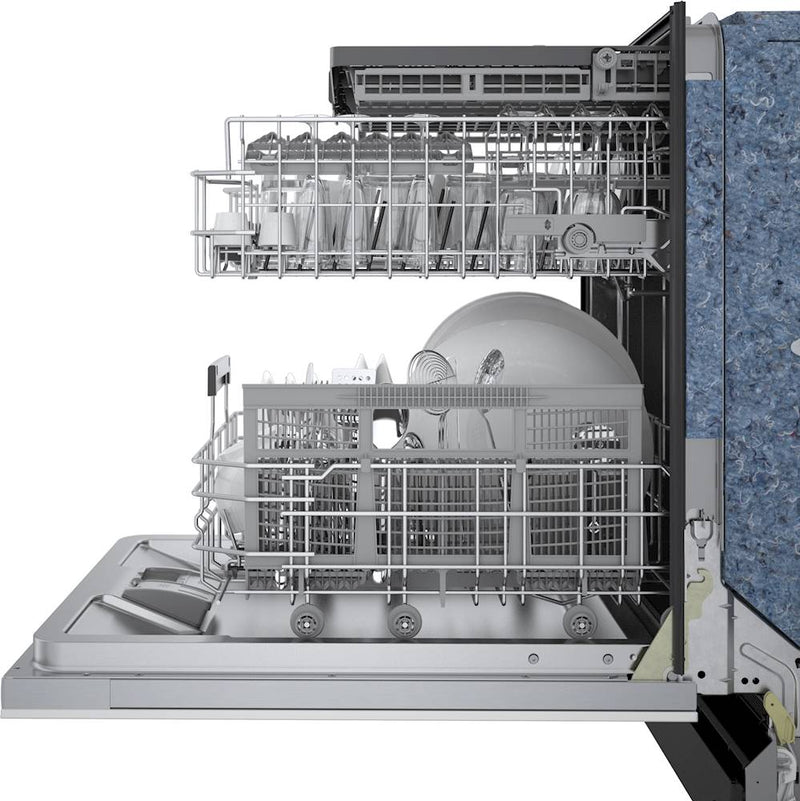 "Bosch - 800 Series 24"" Top Control Built-In Dishwasher with CrystalDry - STAINLEES STEEL INOXYDABLE"