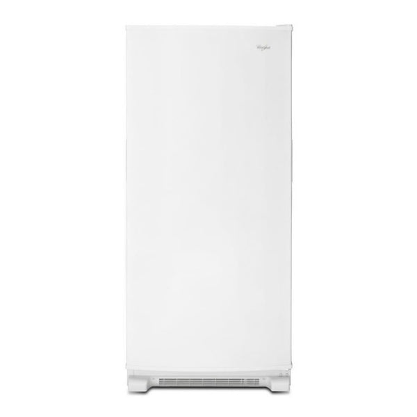 Whirlpool - 18.0 Cu. Ft. Upright Freezer - White
