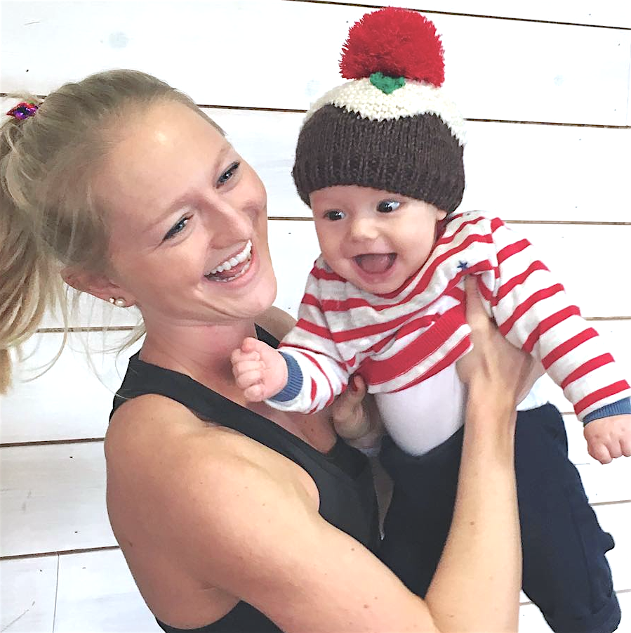 Serious fitness for seriously fit mummies, we talk to Charlie Launder of Bumps & Burpees