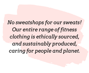 Ethical & Sustainable Fitness Gear