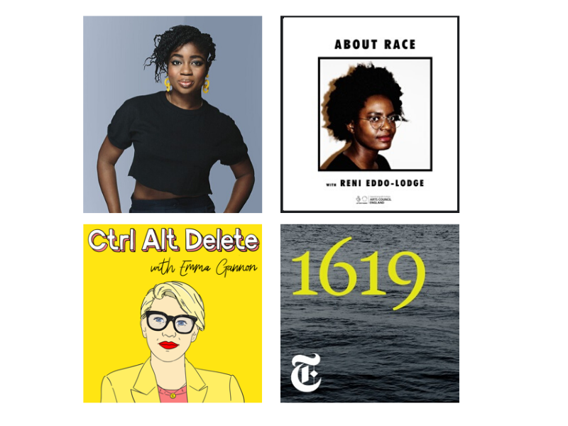 3 Podcasts on Racism to Listen to Hey! Holla