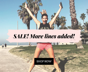 hey! holla Sale - More Lines Added