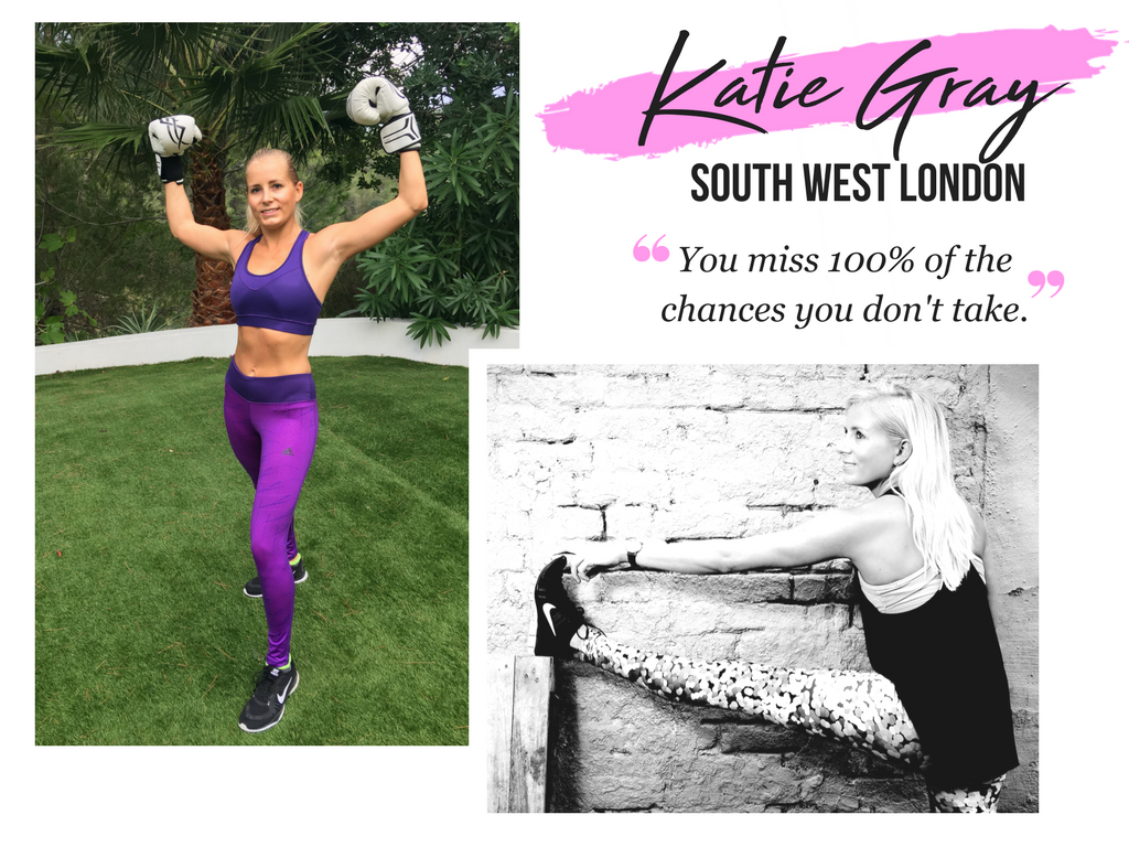Hey! Holla Brand Ambassador | Katie Gray with Mantra