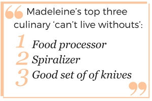Madeleine Shaw Quote Kitche Must Haves