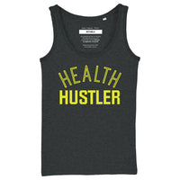 HEALTH HUSTLER | Slogan Gym Vest - Hey! Holla