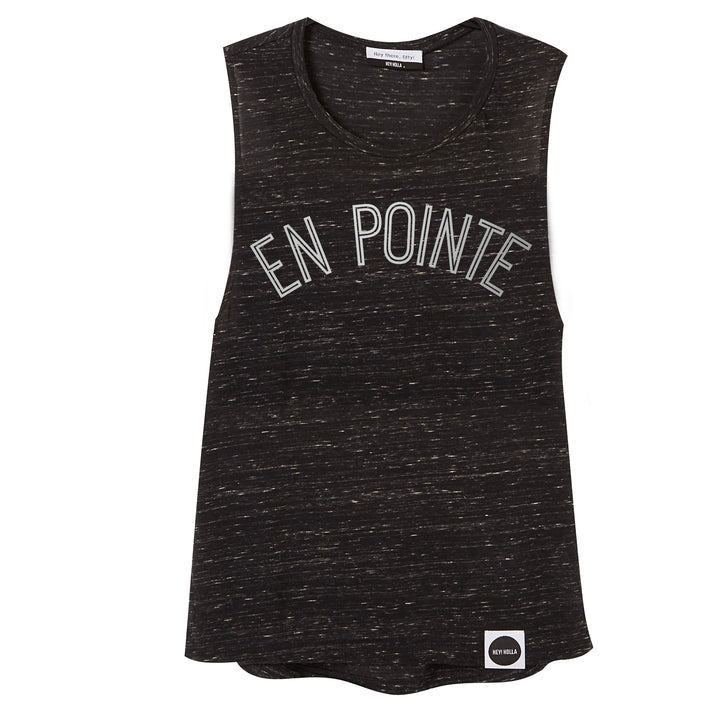 En Pointe Drop Armhole Tank - Hey! Holla