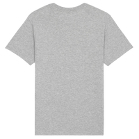 STAYING IN IN  | 100% Organic Cotton Grey Slogan T-Shirt, large print - Hey! Holla