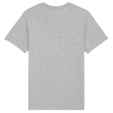 STAYING IN IN  | 100% Organic Cotton Grey Slogan T-Shirt, pocket print - Hey! Holla
