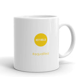 Fit Mama | Slogan Mug - Hey! Holla