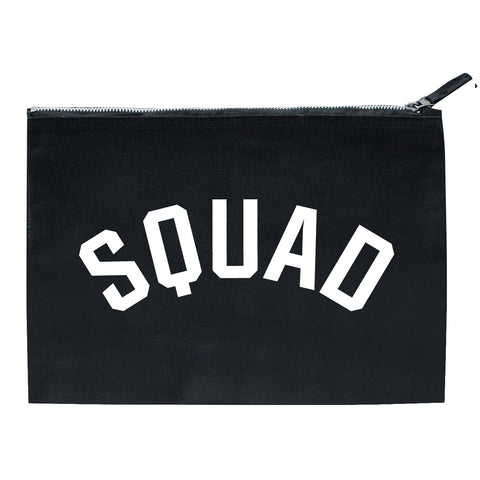SQUAD Pouch, Monochrome - Hey! Holla