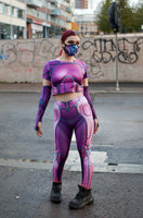 Legginsit Pink Warrior