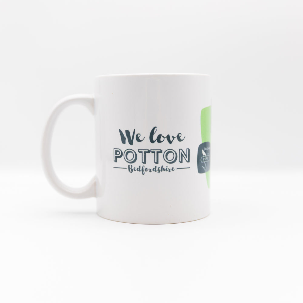 Mugs |  Potton mug