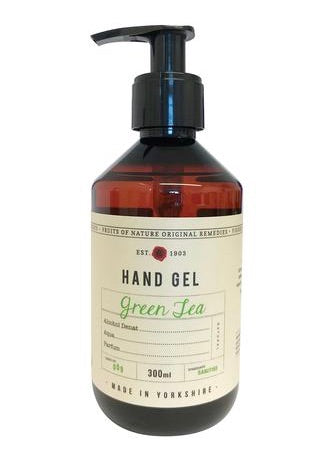 Toiletries | Hand sanitiser Green Tea