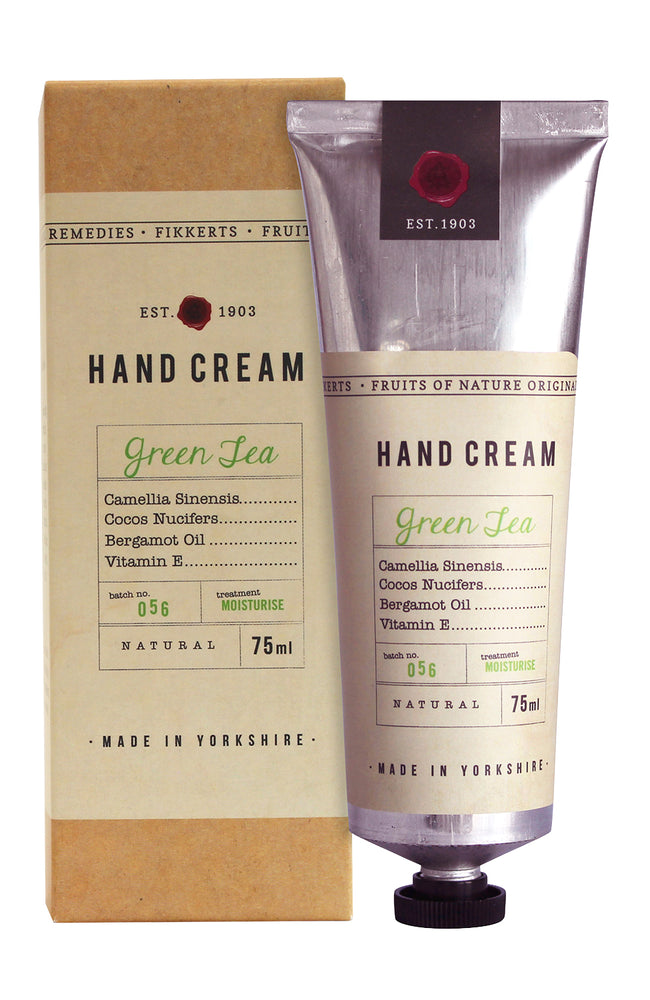 Toiletries | Hand cream Green Tea