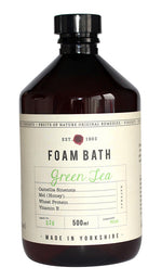 Toiletries | Foam bath Green Tea