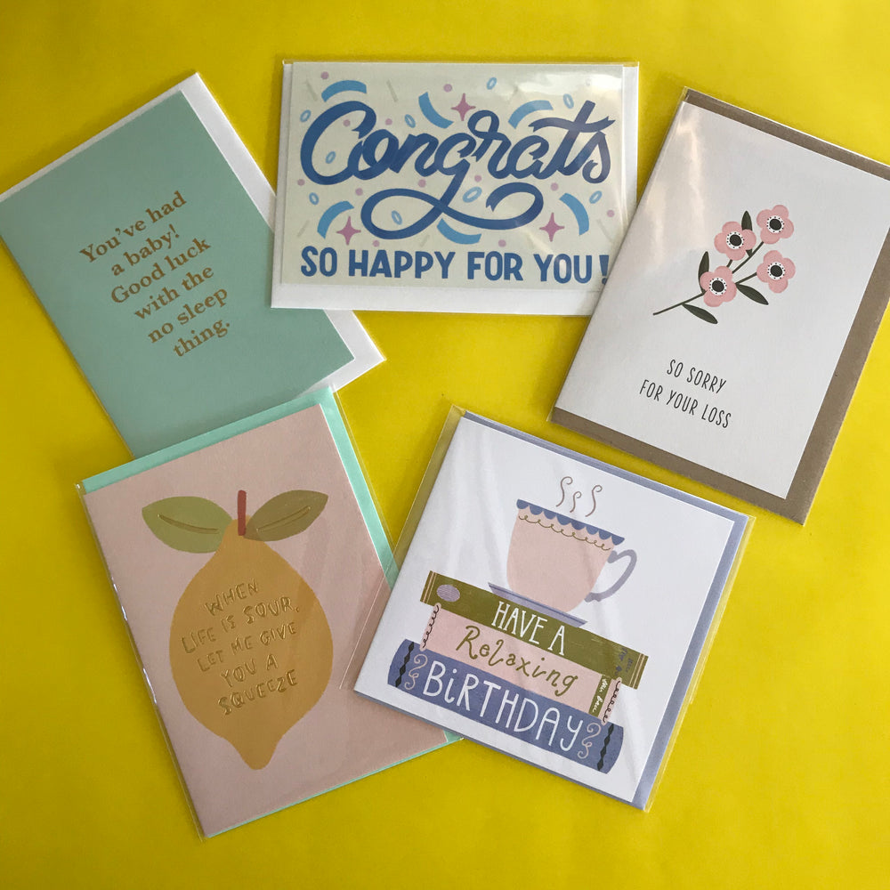 Card Bundle | Occasions Collection 2