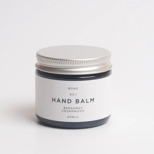 Toiletries I  Bond Hand balm
