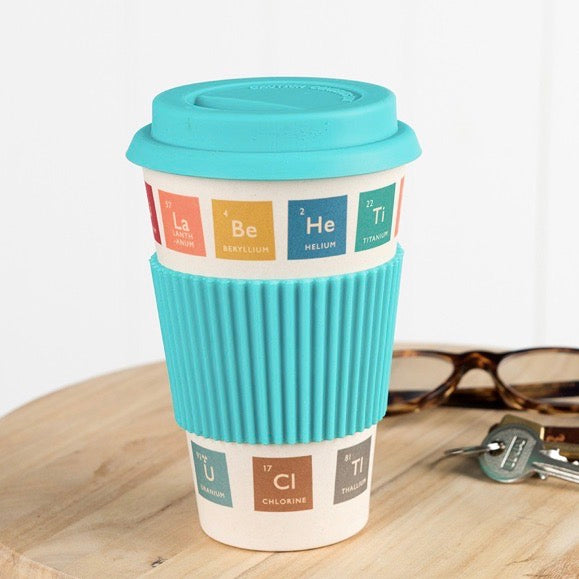 Gifts | Periodic table travel cup