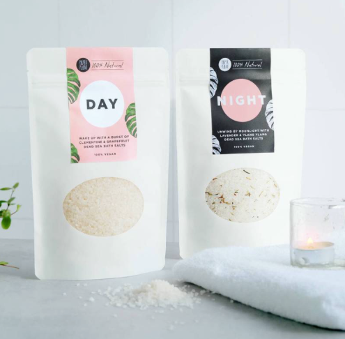 Toiletries | Dead sea bath salts