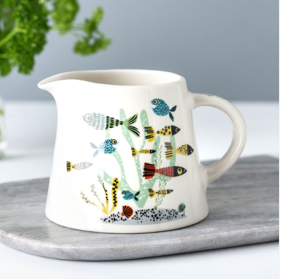 Gifts | Hannah Turner Fish milk jug