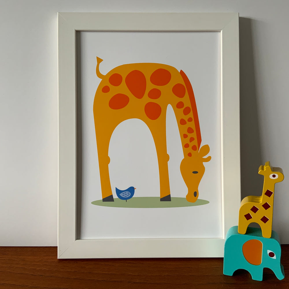 A4/A3 Personalised Prints | Animal antics