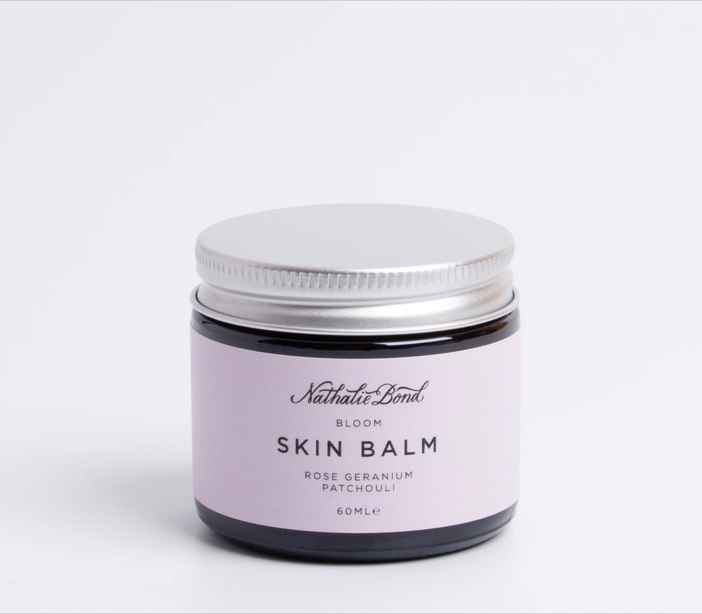 Toiletries I Nathalie Bond Bloom skin balm