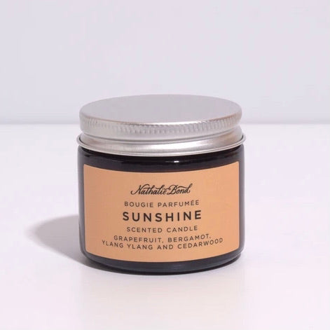Candles | Nathalie Bond Sunshine candle