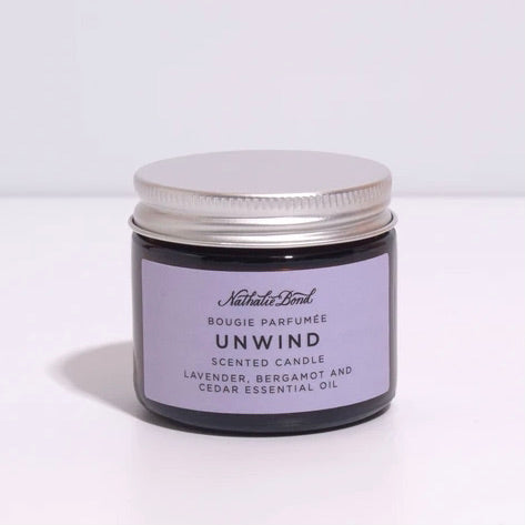 Candles | Nathalie Bond Unwind candle