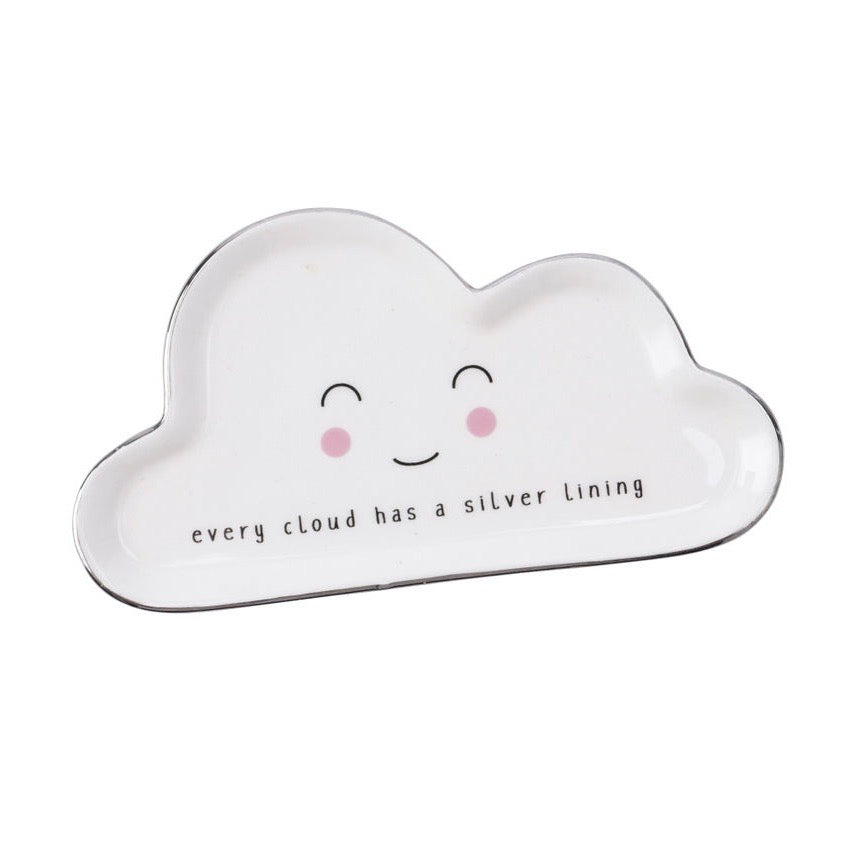 Gift | Every cloud trinket dish