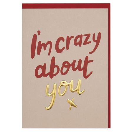Valentines | Crazy about you