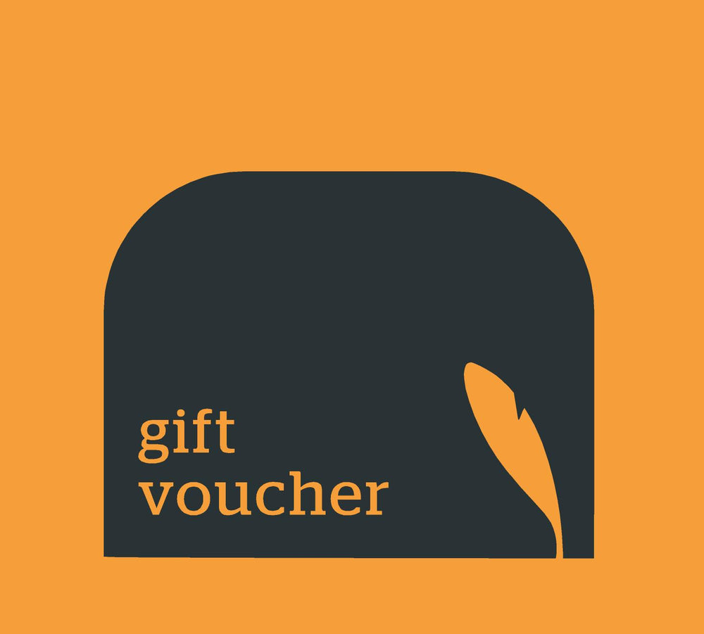 Elephant & Feather Gift voucher