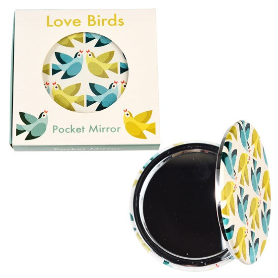 Gifts | Bird pocket mirror