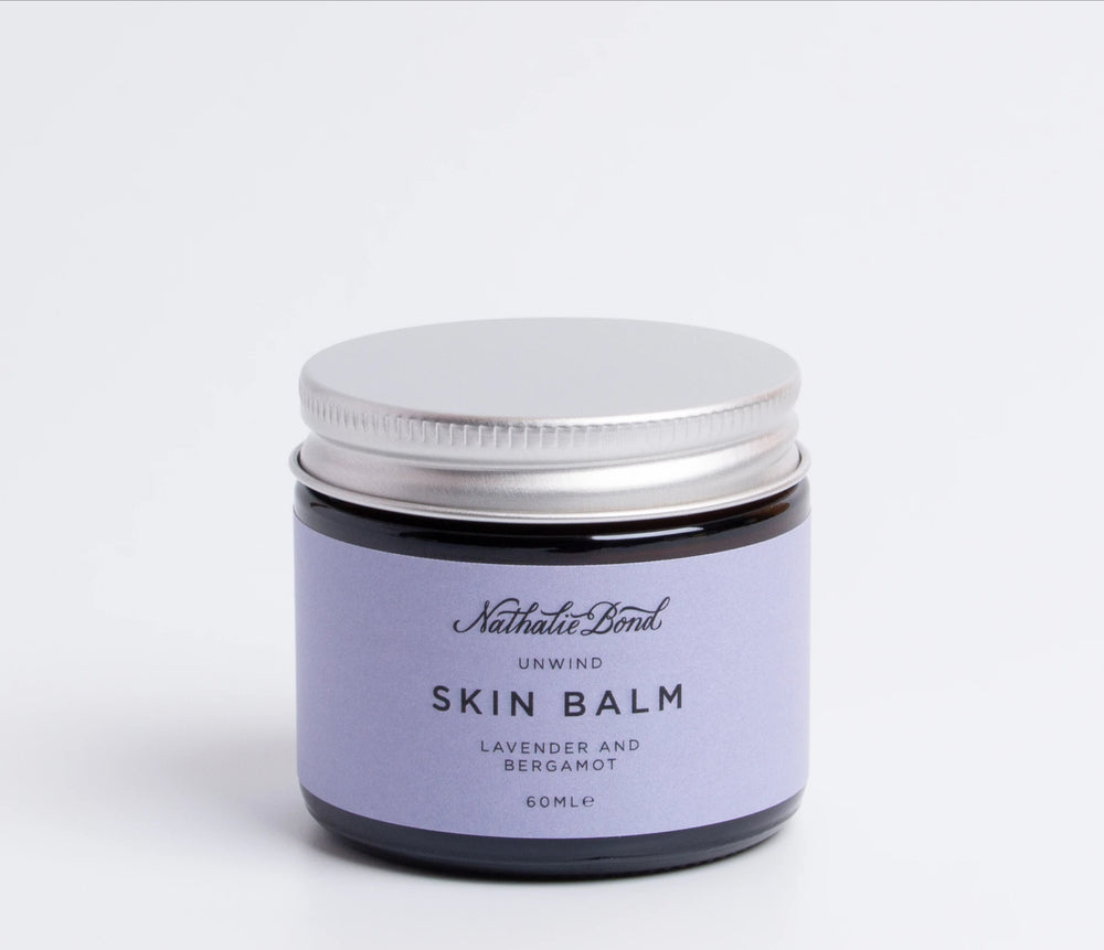 Toiletries I Nathalie Bond Unwind skin balm