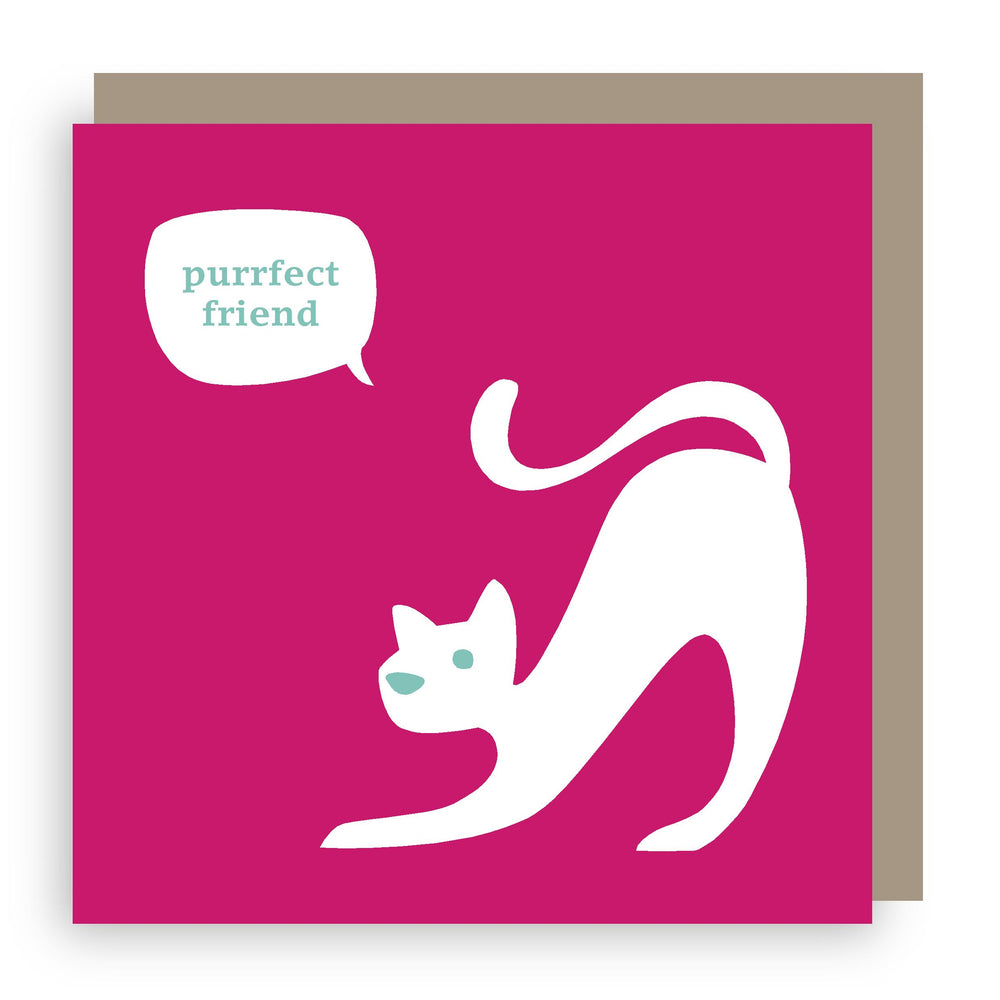 Greetings card | cat