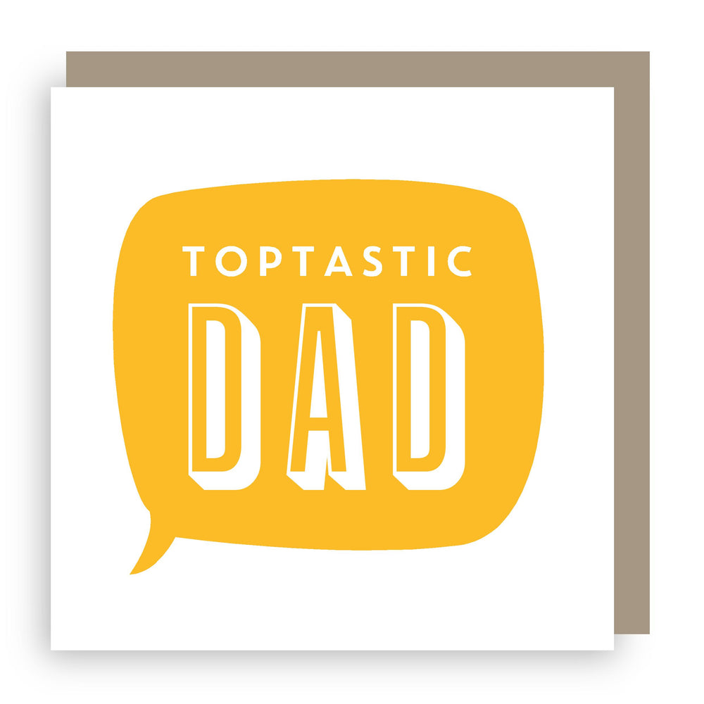 Birthday card | toptastic dad