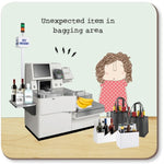 Gifts | Unexpected item  coaster