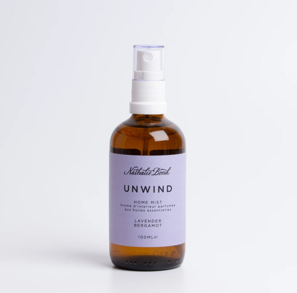 Toiletries I Nathalie Bond Unwind home mist