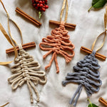 Christmas | Macrame Christmas tree kit