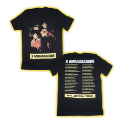 Bouquet Spring Tour Tee
