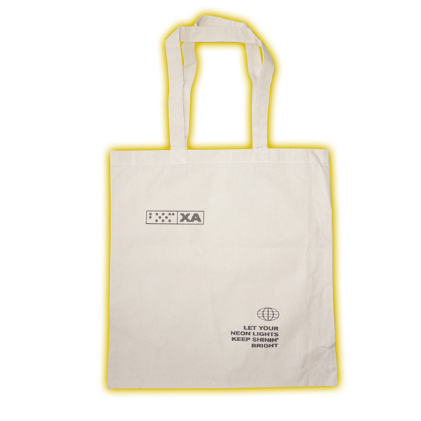 Keep Shinin Canvas Tote