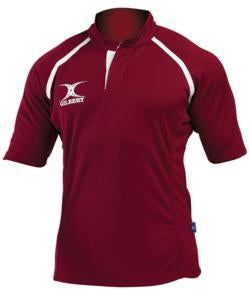 Kingston RFC Gilbert Rugby Shirt Juniors